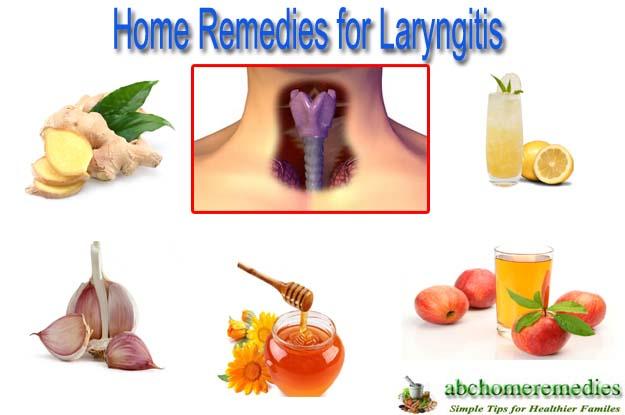 Home Remedies for Laryngitis