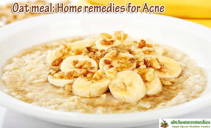 Oat-meal-Home-remedies-for-Acne