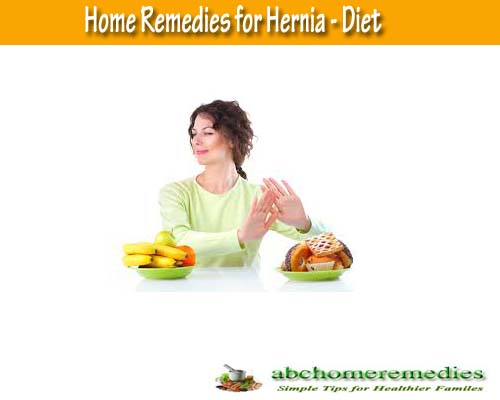 Diat: Home Remedies for Hernia