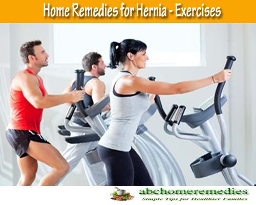 Exercises: Vera Home Remedies for Hernia