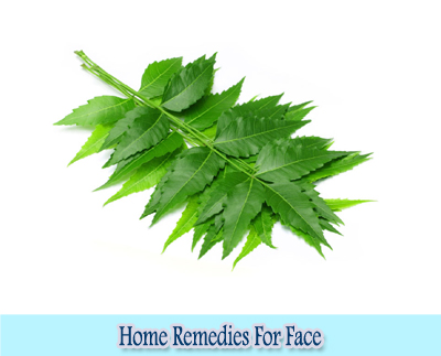 Neem : Home Remedies for Clear Face