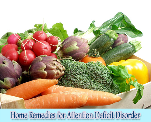 Vitamin-B6 : Home Remedies for Attention Deficit Disorder