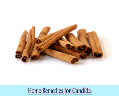 Cinnamon : Home Remedies for Candida