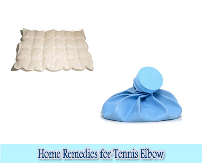 Hydrotherapy : Home Remedies for Tennis Elbow