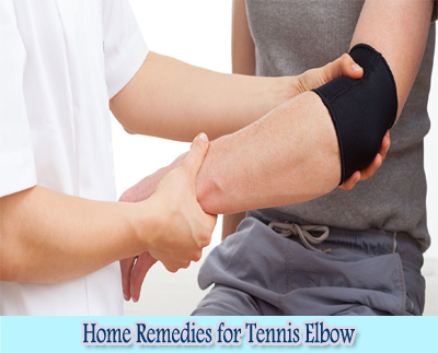 Massage : Home Remedies for Tennis Elbow