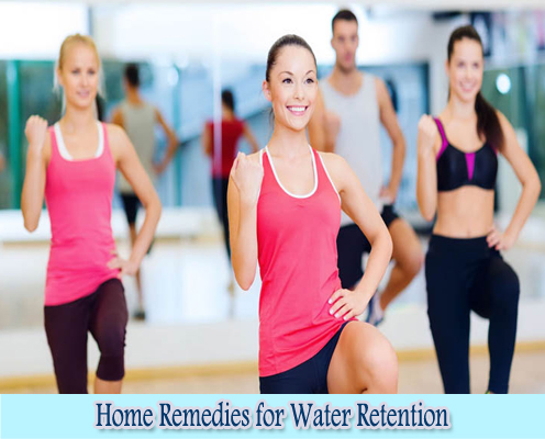 Exercise : Home Remedies for Water Retention
