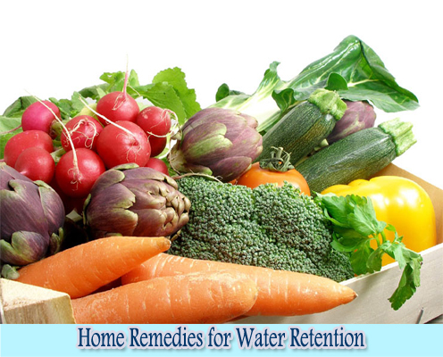 Vitamin-B6 : Home Remedies for Water Retention