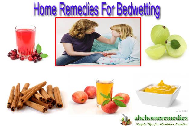 Home Remedies For Bedwetting