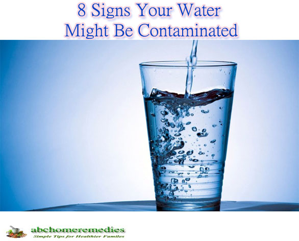 8 Signs Your Water Might Be Contaminated