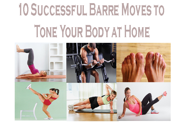 Barre moves